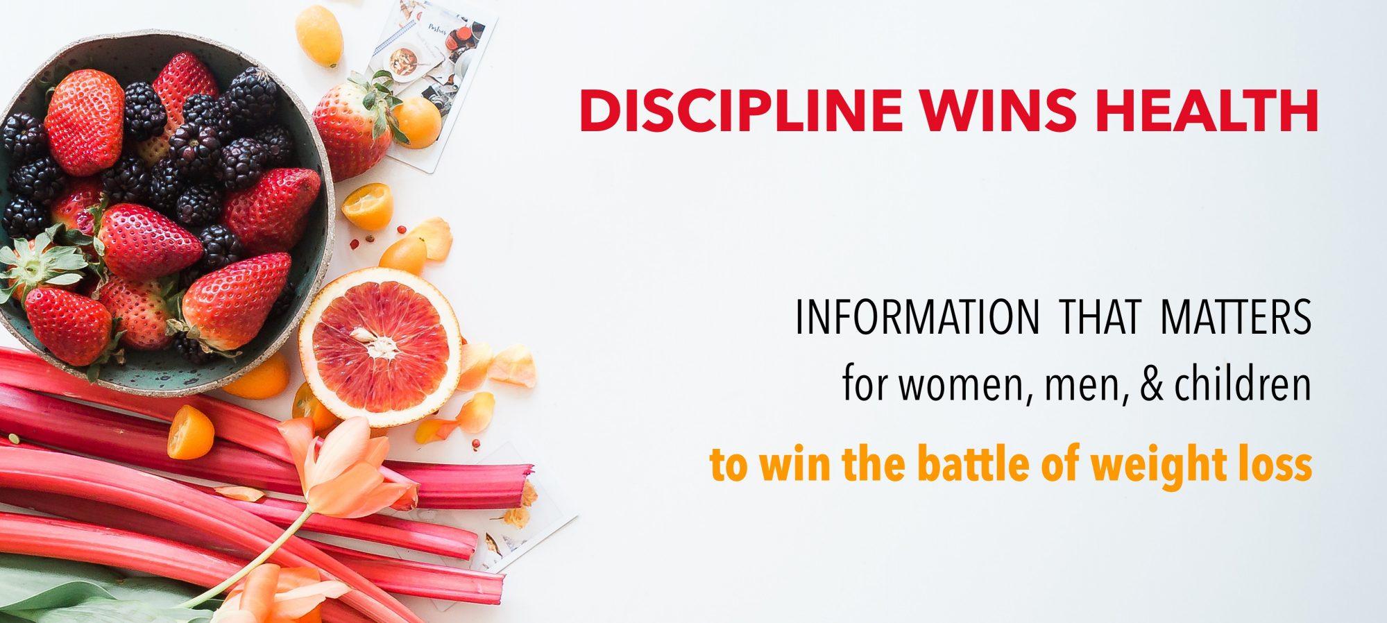 Discipline Wins